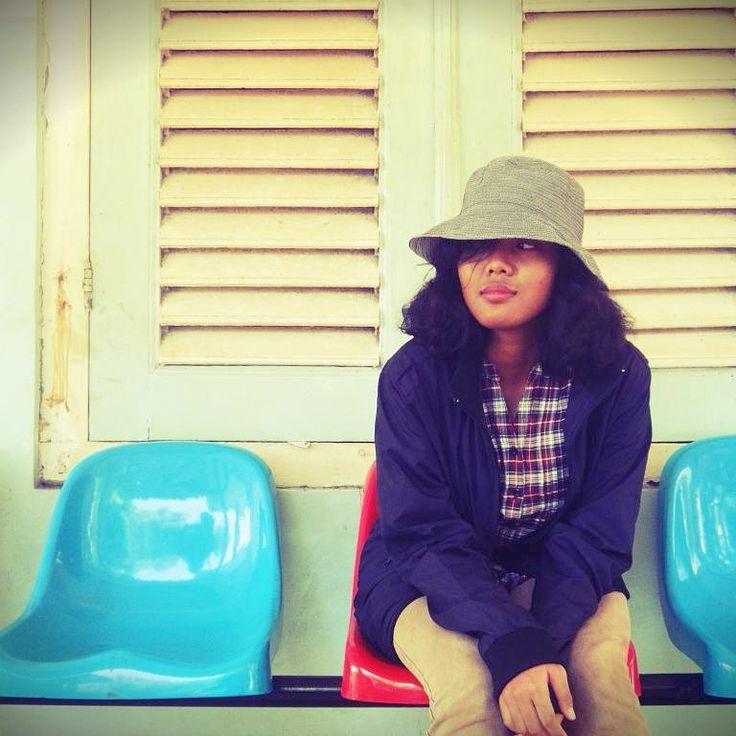 Waiting you #love