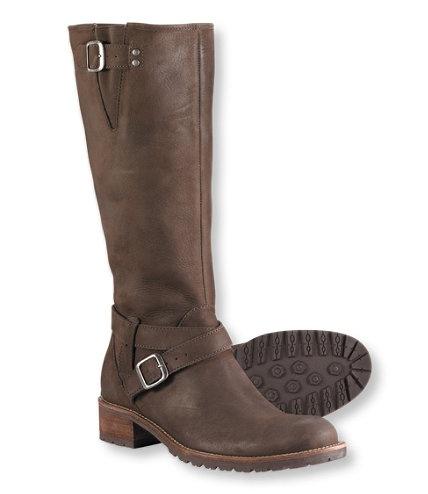 Women's Deerfield Boots, Rustic Tall Boots