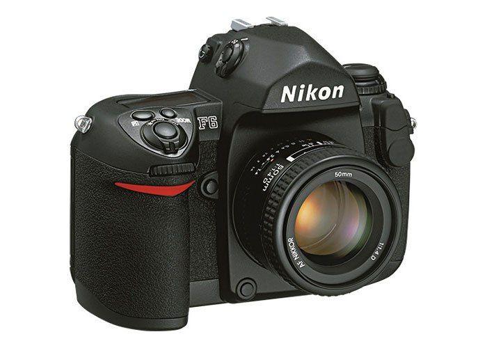 Nikon F6 Analog camera