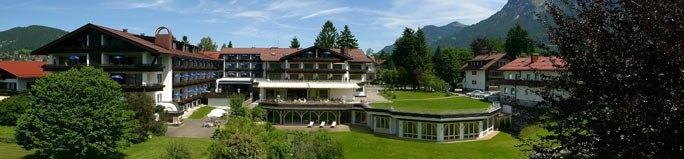 SCHÜLE'S Gesundheitsresort & Spa in Oberstdorf, Allgäu - 4-Sterne Superior Hotel