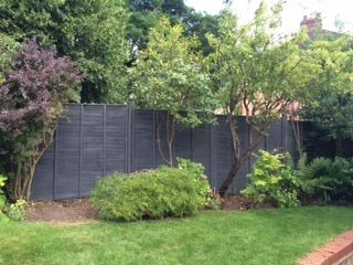19 Best Images About Black Fences On Pinterest Gardens