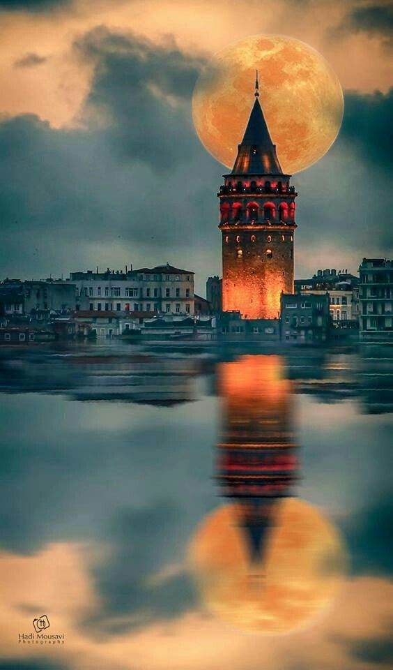 Galata Tower – #Galata #istanbul #Tower