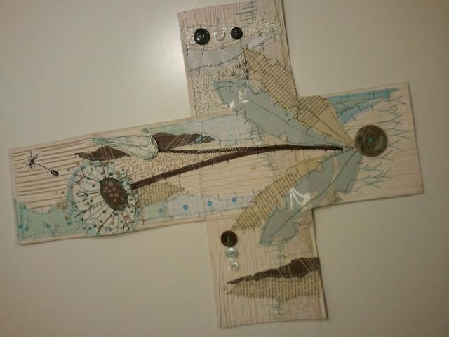 Anne Brooke - Collage box