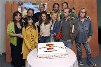 Kathy Najimy, Stephen Root, Mike Judge, David Herman, Johnny Hardwick, Lauren Tom, Brittany Murphy, Ashley Gardner, Toby Huss and Tom Petty 2005