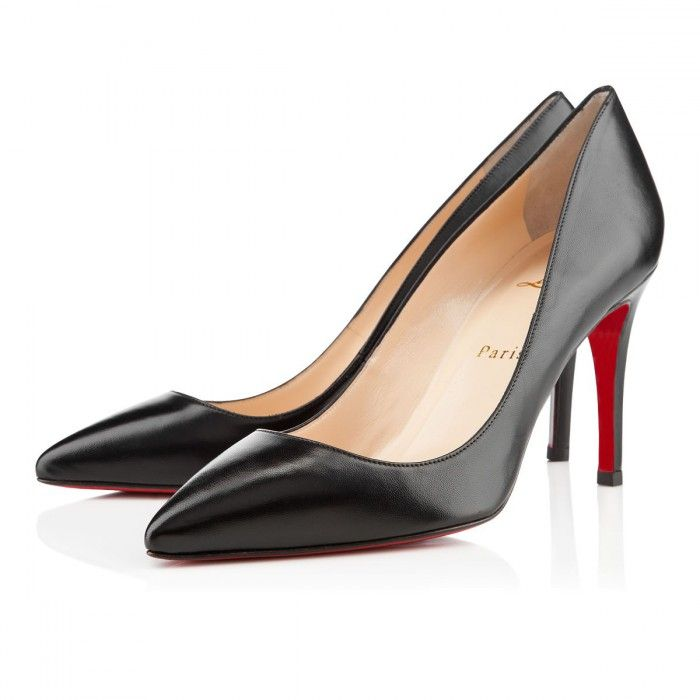 Christian Louboutin shoes in black for less.   #mothersday #mothersdaygift #mothersdaypresent