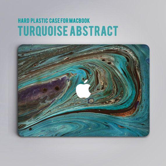 Turquise Hard Case Cover Macbook pro 13 Shell Case por 365case