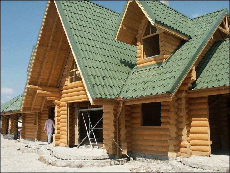 23 best manualidades y construccion images on pinterest - Construccion casas de madera ...