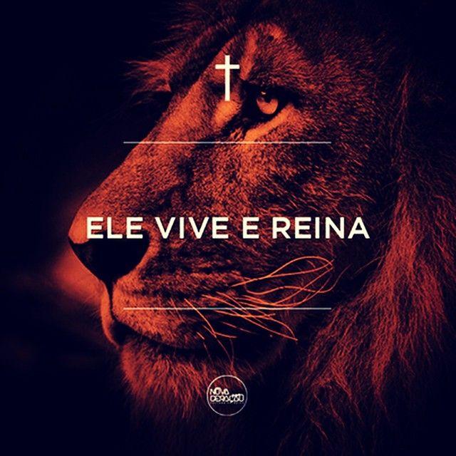Leão da tribo de Judá, Cordeiro que venceu a morte, aquEle que era, que é e que há de vir!!!
