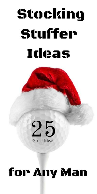25 great stocking stuffer gifts that most men dream of finding in their stocking! #blessedbeyondcrazy #Christmas #eBay #spon