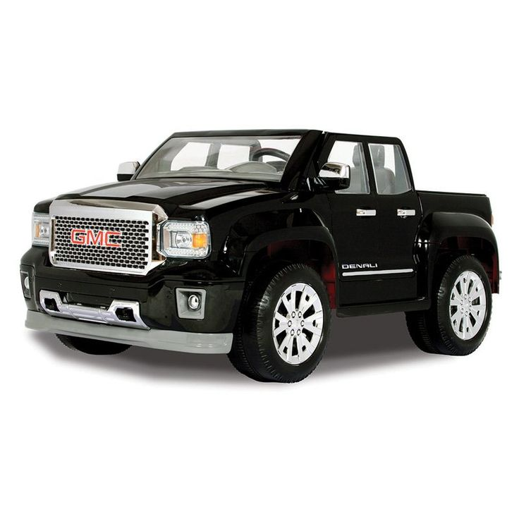 Rollplay 12 Volt GMC Sierra Denali Battery Powered Ride-On Vehicle | from hayneedle.com