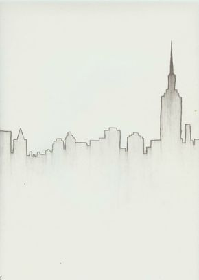 This download is an easy way to draw the skyline of New York City on your computer.