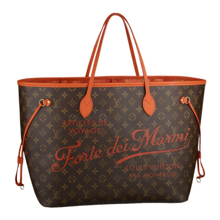 Louis Vuitton Handbags ~ Neverfull Forte Dei Marmi