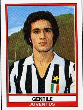 CLAUDIO GENTILE (1973-1984)