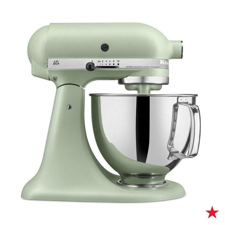 Kitchenaid ksm150aps architect 5 qt stand mixer only at for Kitchenaid c dough hook