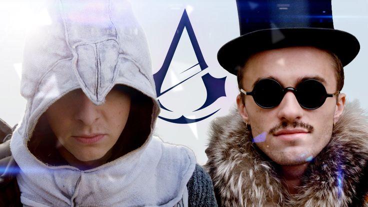 Vidéo produite par Ubisoft et inspirée de l'univers du jeu vidéo Assassin's Creed. Musique par NODEY: https://nodey.bandcamp.com/ Réalisé par Théodore Bonnet...