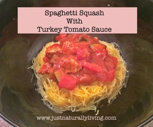 Craving pasta but don't want feel like eating a bowl full of simple carbs? Well, you could opt for brown rice noodles or you could use squash instead! Spaghetti squash makes great spaghetti, top it off with a yummy turkey tomato sauce and you wont even miss the regular noodles! Before we I tell you …