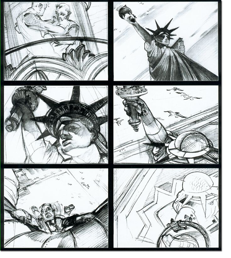 Best Storyboards Images On   Sketches Storyboard And