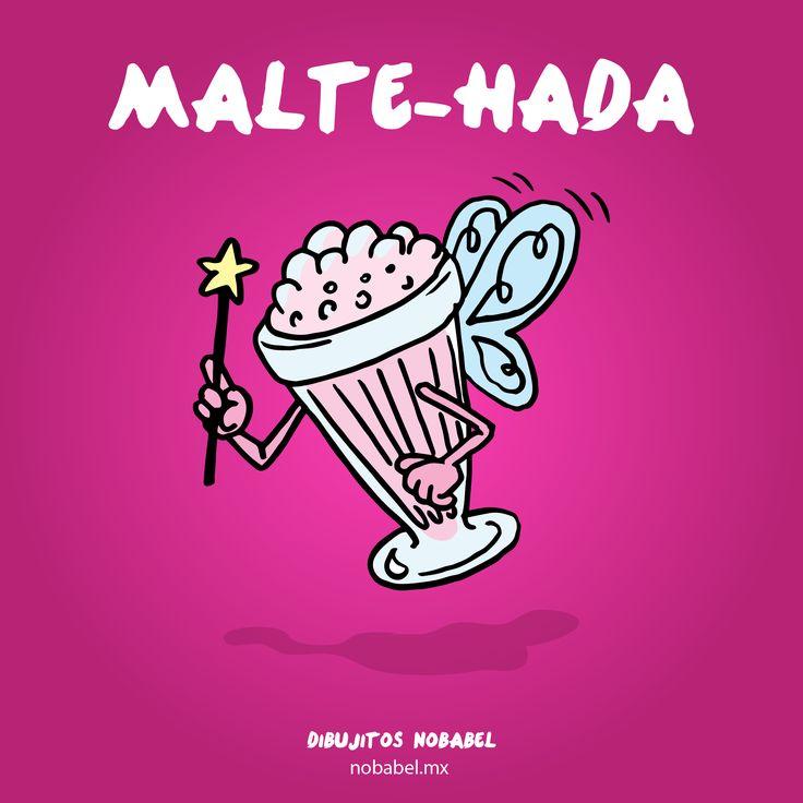 Malte-Hada, Malteada, Hada