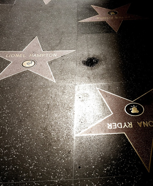 Stars on the Hollywood Walk of Fame, Los Angeles