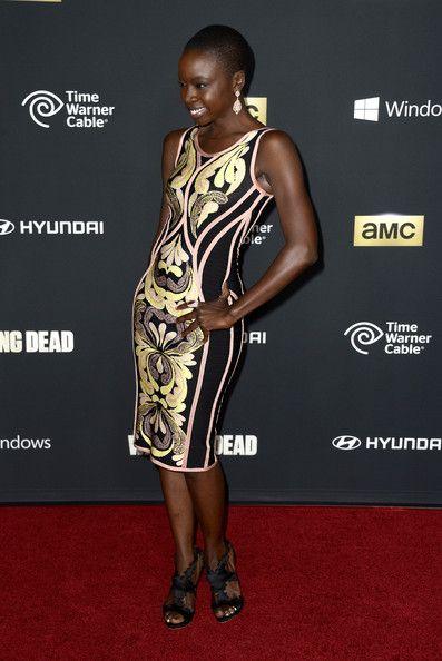 Danai Gurira - 'The Walking Dead' Season 4 Premiere Event