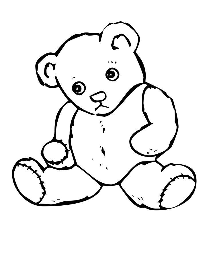62 besten Teddy Bears Bilder auf Pinterest | Teddybären, Frei ...