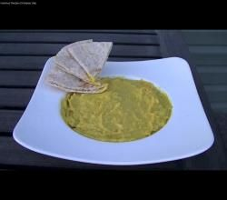 Masala Hummus (Chickpea Dip) Recipe Video by Eat East Indian | ifood.tv