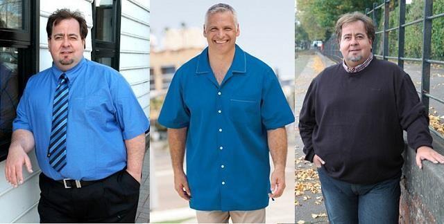 Пиджаки больших размеров для мужчин
