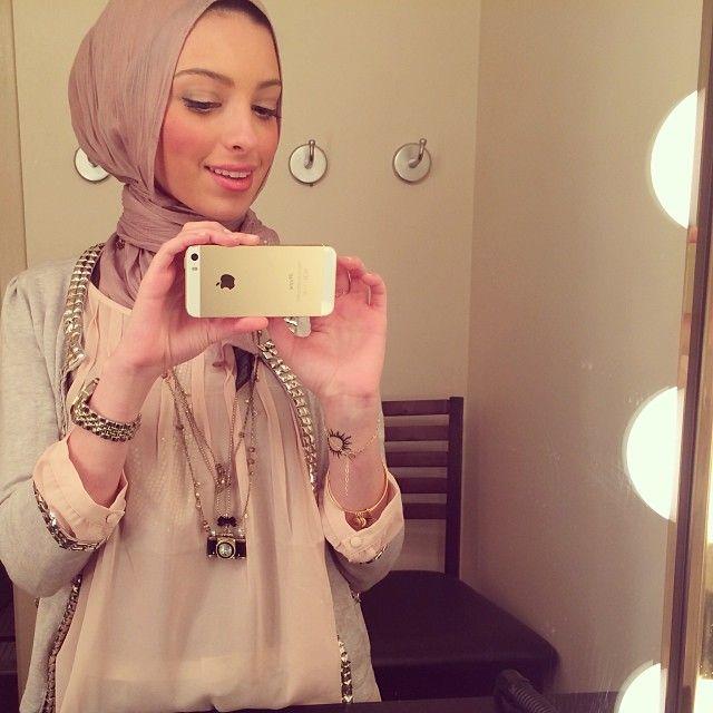 Ntagouri style  modest fashion hijab style