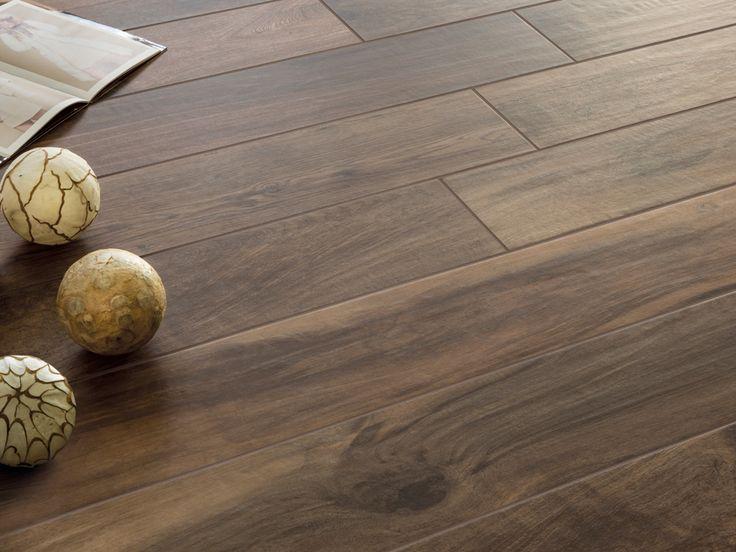 Pavimenti in gres porcellanato effetto legno Living | Ceramica Rondine
