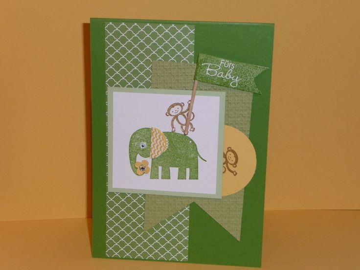 Titelbild Schoenes Aus Papier Von : Best images about gru?karten on stampin up