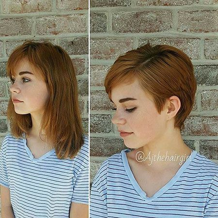 Cute Pixie Hair 2017