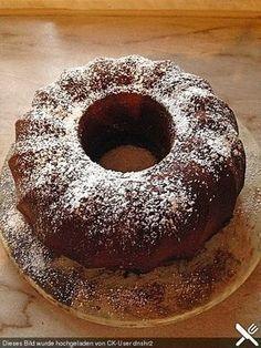 Schokolade – Becherkuchen, ein raffiniertes Rezept aus der Kategorie Kuchen. Bew …