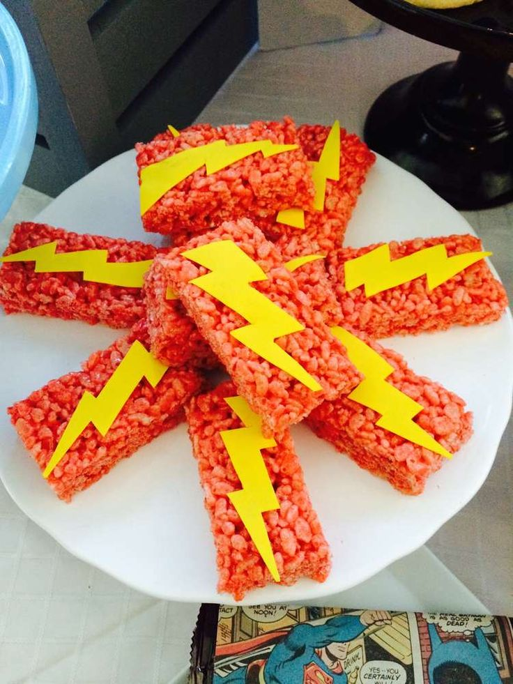 Justice League/Superhero Birthday Party Ideas   Photo 2 of 33   Catch My Party