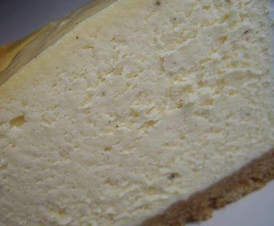Les gourmandises de Sophie: New York Cheesecake: meilleur que bon!!