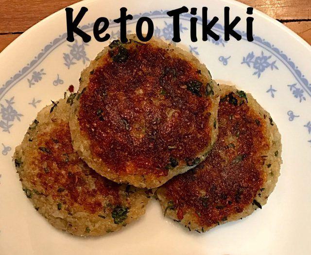 Keto snacks, keto for india, keto india, keto tikki, desi keto, ketogenic india, ketogenic diet india,