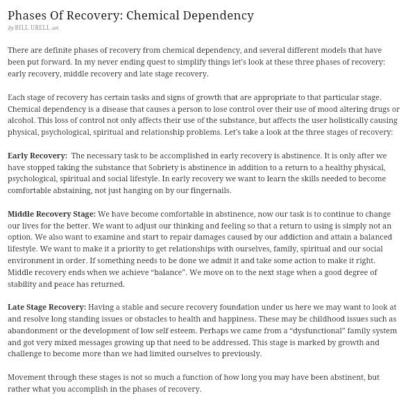 chemical dependency essay Work with alcohol or drug abuse (aoda), so bill w and dr bob started alcohol   abuse/addiction/problems, chemical dependency, substance.