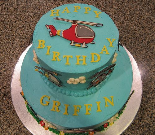 helicopter cake topper - Google Search