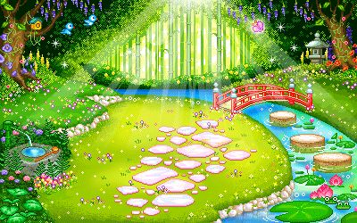 Cenários Animados Cutes 1 - eduardoyukiomizutani - Picasa Web Albums