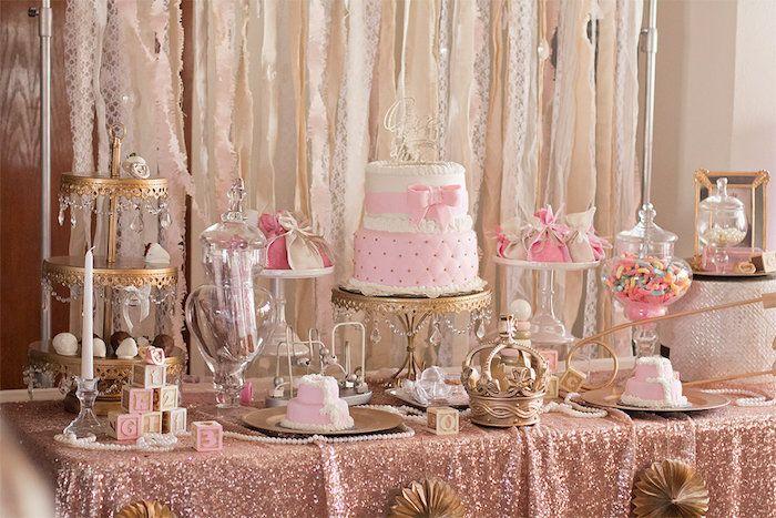 The 25 best princess baby showers ideas on pinterest - Elegant baby shower ...