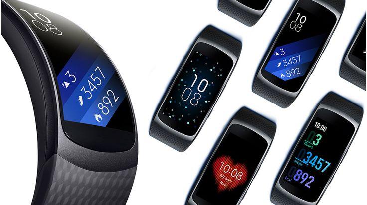 Buy Samsung Gear Fit 2 for ₹9,990 (33% off) Flipkart India