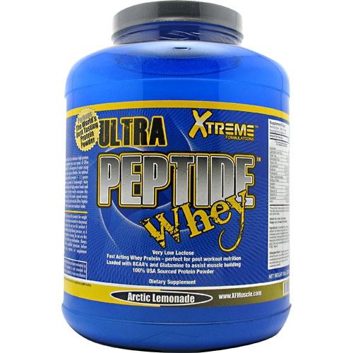 Xtreme Formulations Ultra Peptide - Artic Lemonade 5lbs