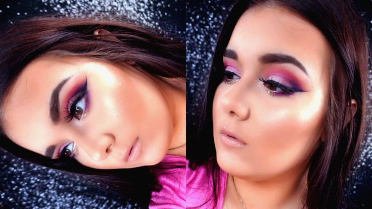 JEFFREE STAR COSMETICS BEAUTY KILLER PALETTE + SKIN FROSTS ♡ Makeup Tuto...