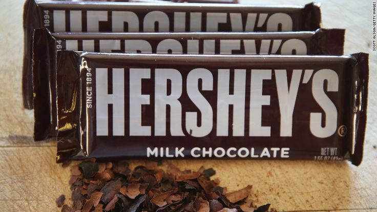 In national chocolate day, it was announced that the Hershey's kiss chocolate isn't going to be available since it has been decreasing on sales and it is below Wall street's forecasts. Also many of their companies around the world have been struggling with the market share during quarters.