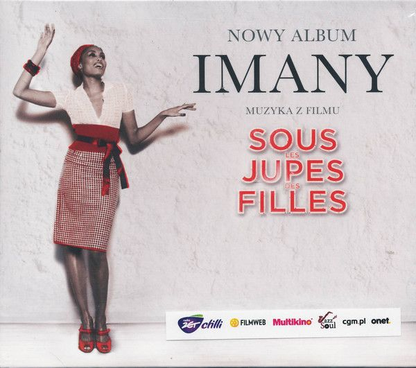 Imany (2) - Sous Les Jupes Des Filles (Soundtrack) (CD, Album) at Discogs