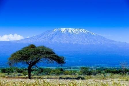 Tanzanie, Kilimanjaro