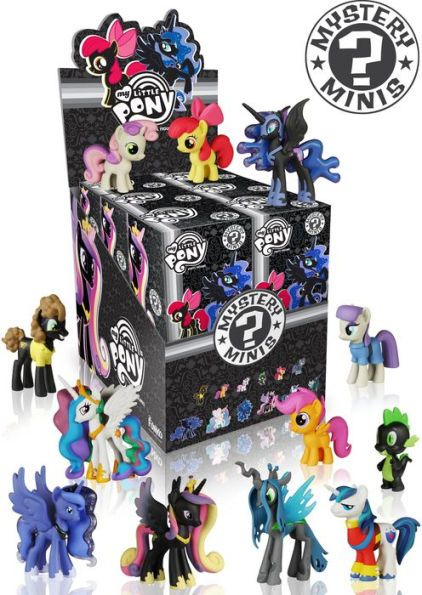Mystery Minis: My Little Pony Series 3 – (Blind Box)