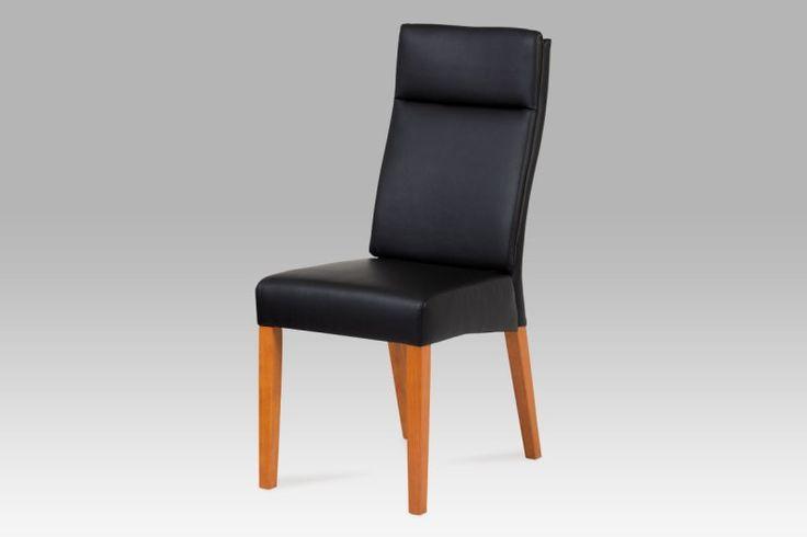 Stolička BE22bk TR2, čierna