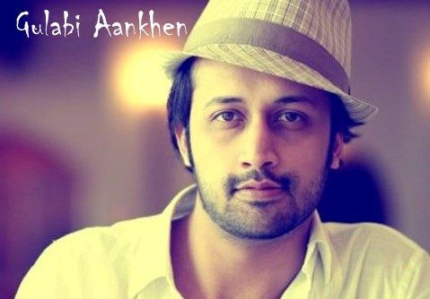 Lyric Gulabi Aankhein Mp3 Download Atif Aslam Video ...