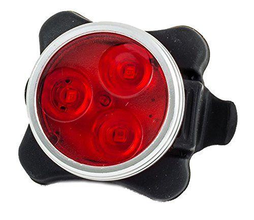 Love2pedaluk bicicleta luz trasera - configúralo Zecto USB recargable Ultra brillante conducir