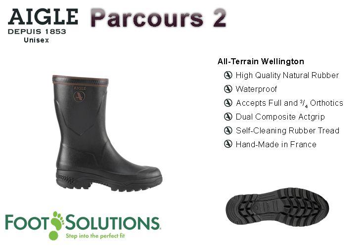 Aigle Paracours 2 - Unixex // Autumn 2014